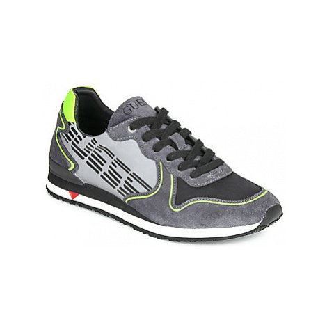 Guess NEW GLORYM men's Shoes (Trainers) in Grey