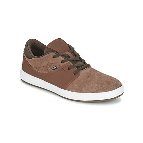 Globe Mahalo SG men's Skate Shoes (Trainers) in Brown