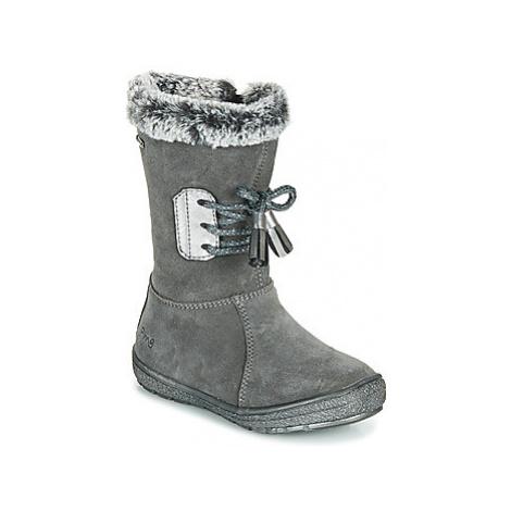 Primigi TR FE GORE-TEX girls's Children's High Boots in Grey