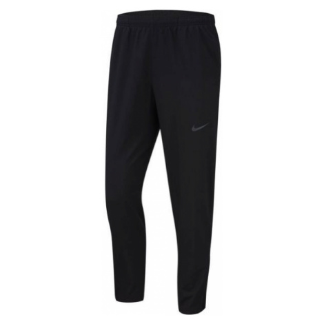 Nike RUN STRIPE WOVEN PANT M black - Men's running pants