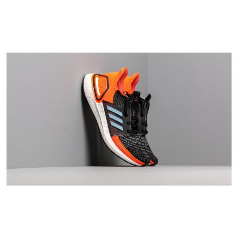 adidas UltraBOOST 19 W Core Black/ Glow Blue/ Hi-Res Coral