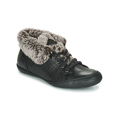 PLDM by Palladium GAETANE women's Shoes (High-top Trainers) in Black