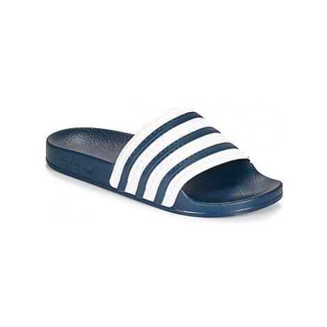 Adidas ADILETTE men's in Blue