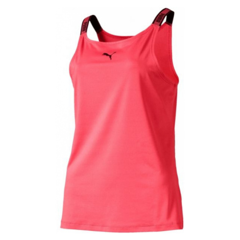 Puma SOFT SPORTS TANK orange - Women's T-shirt