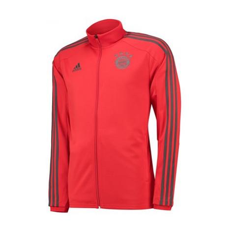 FC Bayern Training Track Jacket - Red Adidas