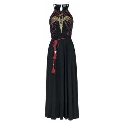 Harry Potter - Phoenix - Dress - black-bordeaux