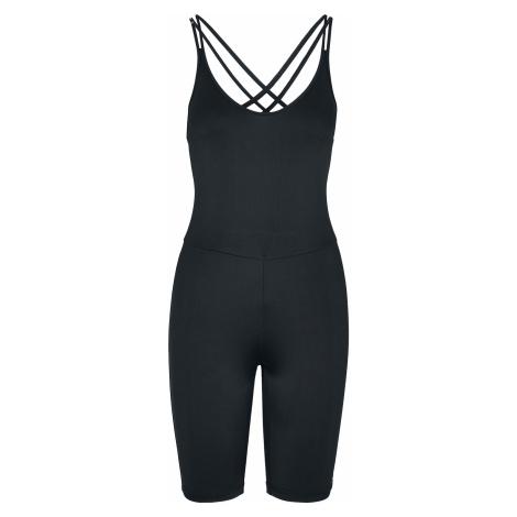 Urban Classics - Ladies Cycle Jumpsuit - Jumpsuit - black