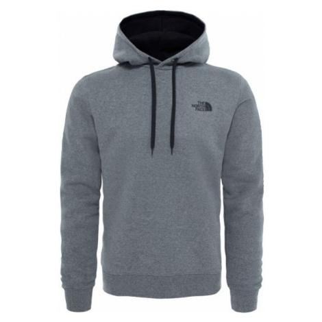 The North Face SEAS DREW PEAK HD gray - Men's sweatshirt