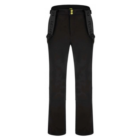 Loap LYENER black - Men's softshell pants