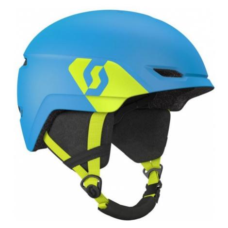 Scott KEEPER 2 JR blue - Kids' ski helmet