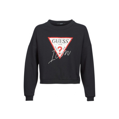 Guess ICON women's Sweatshirt in Black