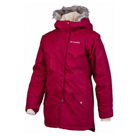 Columbia CARSON PASS MID JACKET red - Children's coat