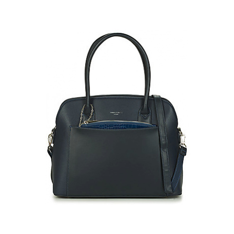 David Jones 61105-1-BLUE women's Handbags in Blue