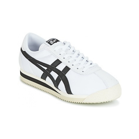 Onitsuka Tiger TIGER CORSAIR women's Shoes (Trainers) in White