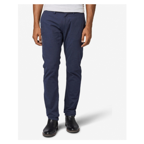 Tom Tailor Chino Trousers Blue