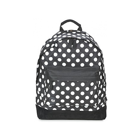 Mi Pac ALL POLKA men's Backpack in Black