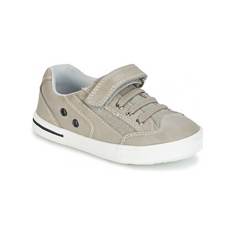Chicco CALAMARO boys's Children's Shoes (Trainers) in Grey