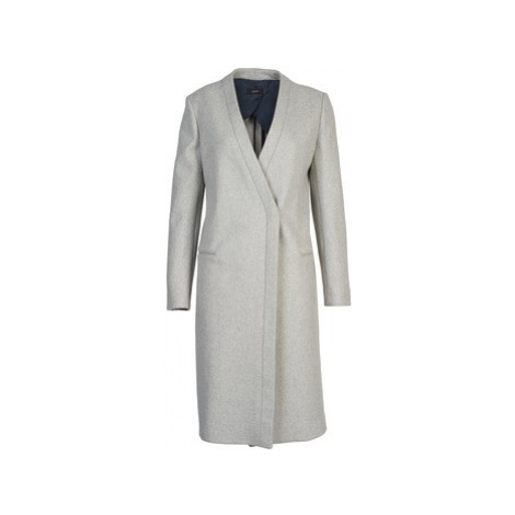 Joseph KING women's Coat in Grey