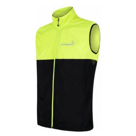 Sensor NEON black - Cycling vest