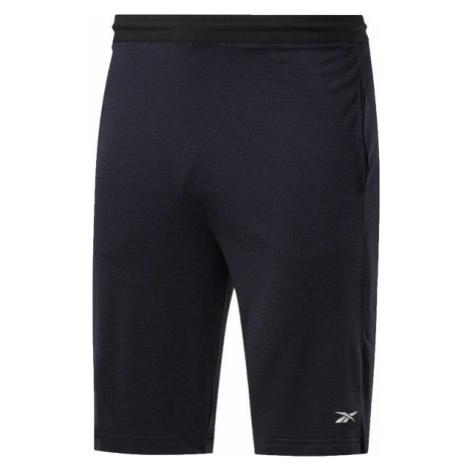 Reebok WORKOUT READY SHORTS dark blue - Men's sports shorts