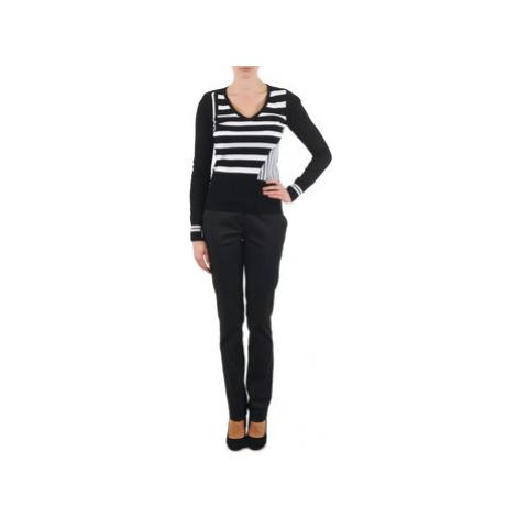 La City ANTONIA women's Trousers in Black