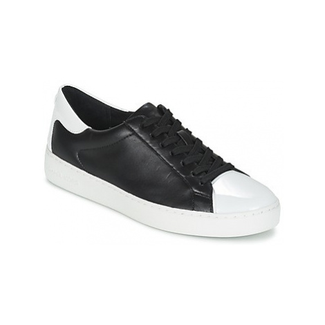 MICHAEL Michael Kors FRANKIE SNEAKER women's Shoes (Trainers) in Black