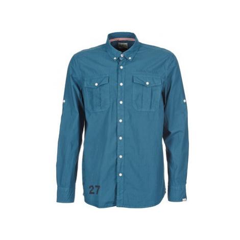 Gaastra VANE men's Long sleeved Shirt in Blue