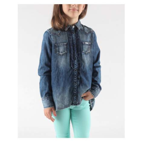 Diesel Cosima Kids shirt Blue