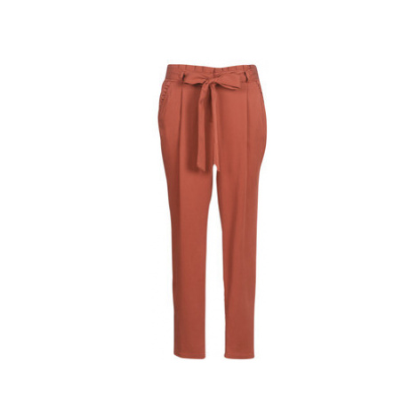 Naf Naf EPAPER P1 women's Trousers in Pink
