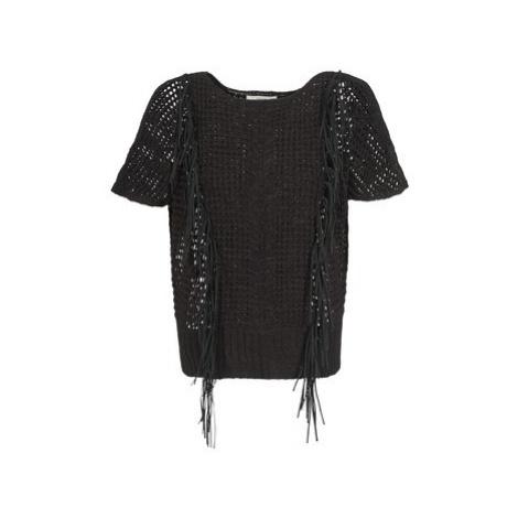 Gaudi SILENE women's Sweater in Black Gaudí