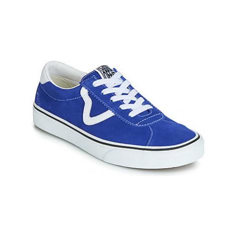 Vans VANS SPORT men's Shoes (Trainers) in Blue