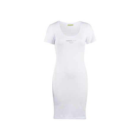 Versace Jeans Couture D2HTA425-30107 women's Dress in White