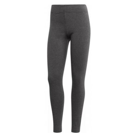 adidas E LIN TIGHT DENIM gray - Women's leggings