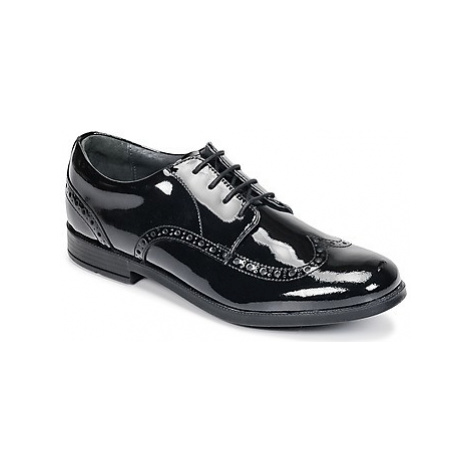 Start Rite BROGUE SNR girls's Children's Casual Shoes in Black