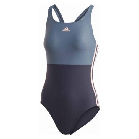 adidas SH3.RO colourBLOCK 3S SWIMSUIT - Women's one piece swimsuit