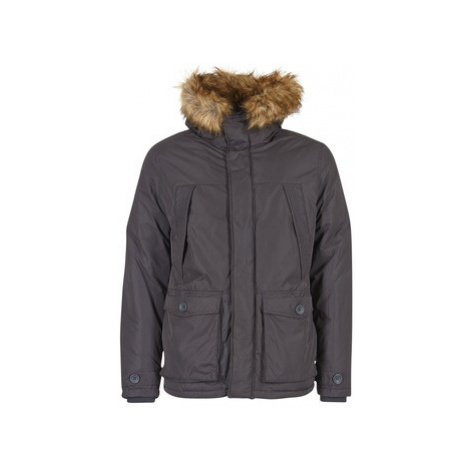 Jack Jones MOUNTAIN ORIGINALS men's Parka in Grey Jack & Jones