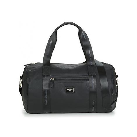David Jones CM5081-BLACK men's Travel bag in Black