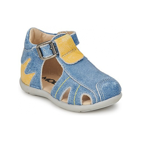 Mod'8 ALUCINE boys's Children's Sandals in Blue
