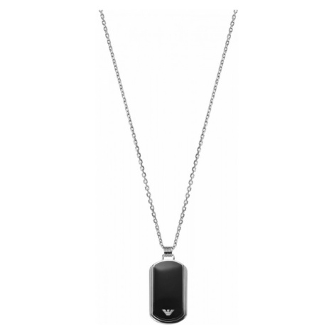 Mens Emporio Armani Stainless Steel Necklace EGS1726040