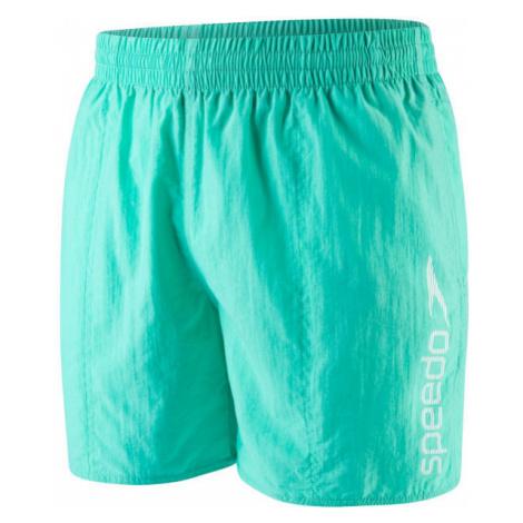 Speedo SCOPE 16 WATERSHORT green - Men's swimming shorts
