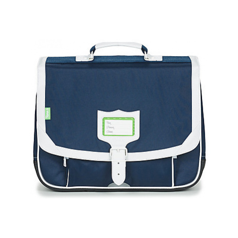 Tann's WIMBLEDON CARTABLE 38 CM boys's Briefcase in Blue