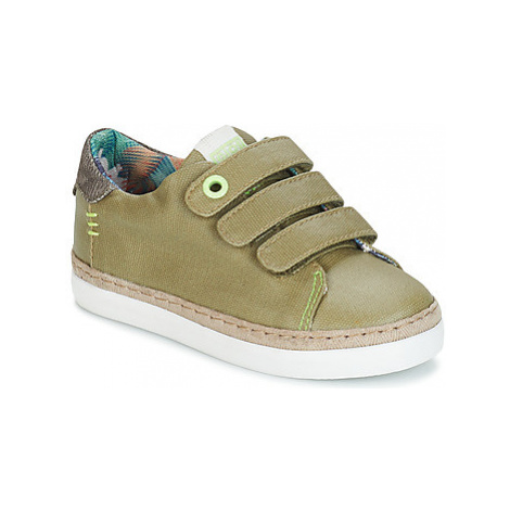Gioseppo 43959 boys's Children's Shoes (Trainers) in Brown