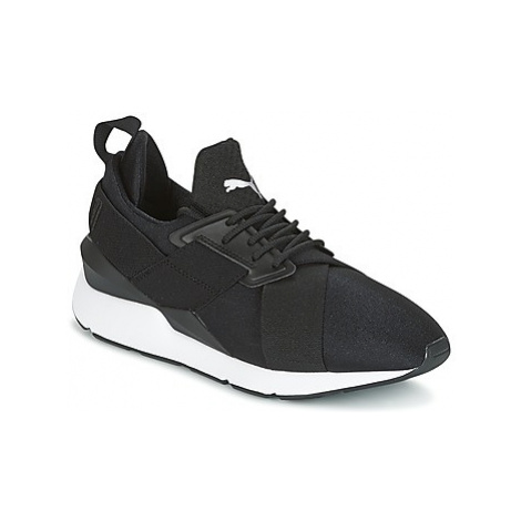 Puma PUMA MUSE X-STRP ST EP W'S women's Shoes (Trainers) in Black