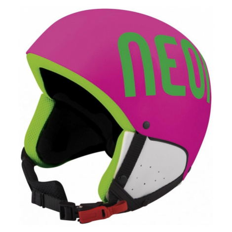Neon FREERIDE REGULATOR pink - Ski helmet