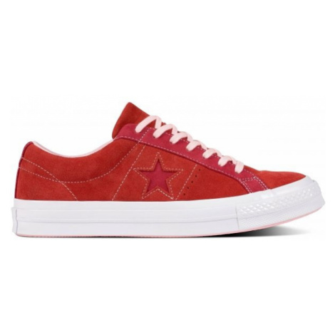 Converse ONE STAR red - Men's low-top sneakers