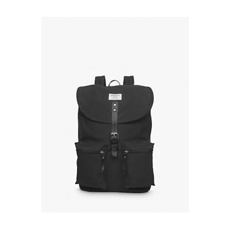 Sandqvist Roald Ground Organic Cotton Backpack