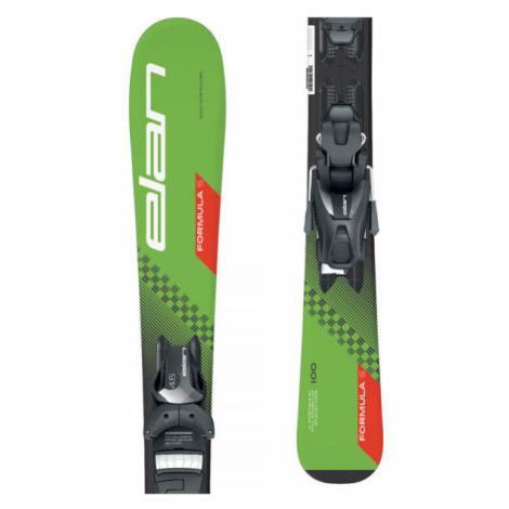 Elan FORMULA S QS+EL 7.5 - Junior downhill skis