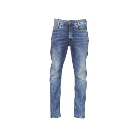 G-Star Raw D-STAQ 3D SLIM men's Skinny Jeans in Blue