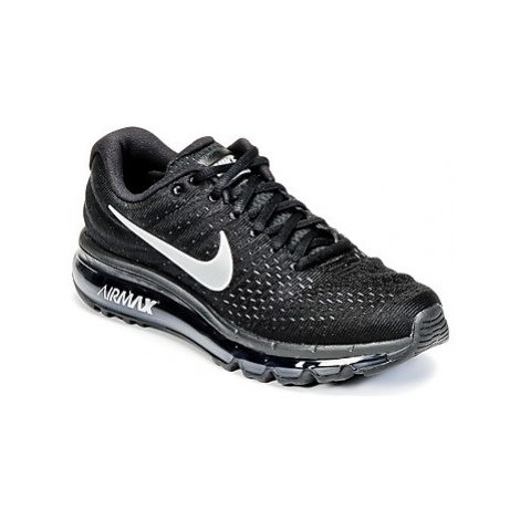 Nike AIR MAX 2017 W women's Running Trainers in Black