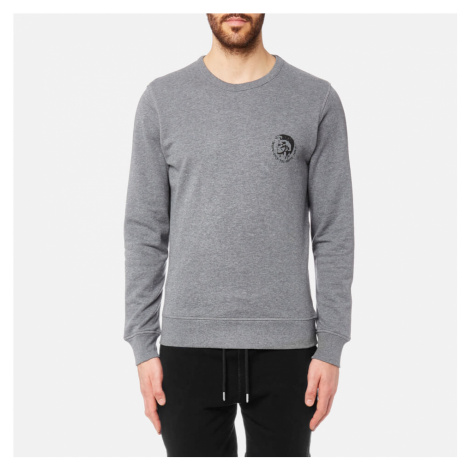 Diesel Men's Willy Sweatshirt - Grey